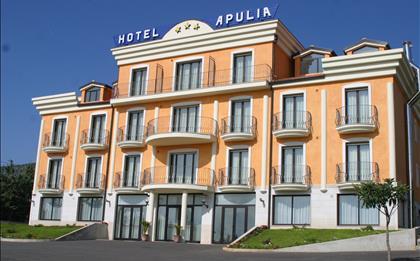 Hotel Apulia ***