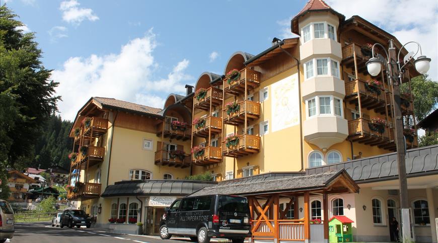 Hotel Chalet all'Imperatore **** - Madonna di Campiglio  (TN) - Trentino Südtirol