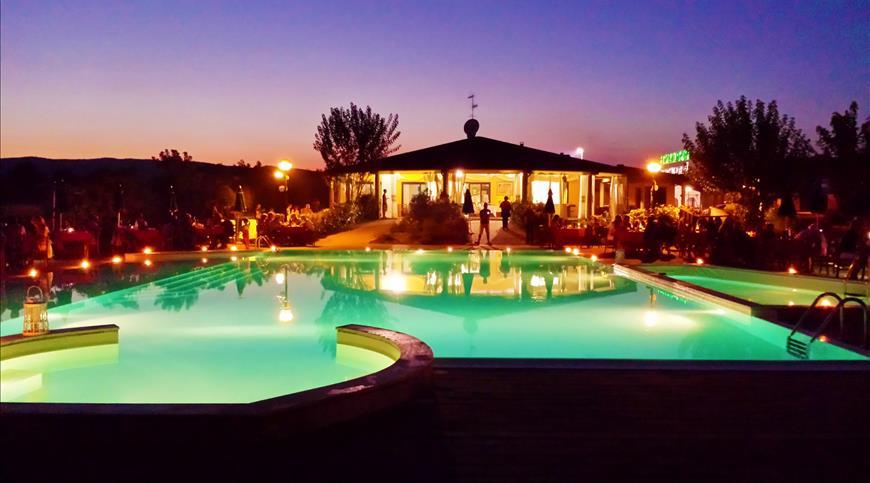 Ferienanlage Casa in Maremma - Scarlino (GR) - Toskana