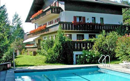 Hotel Hurtmühle Kronblick ***