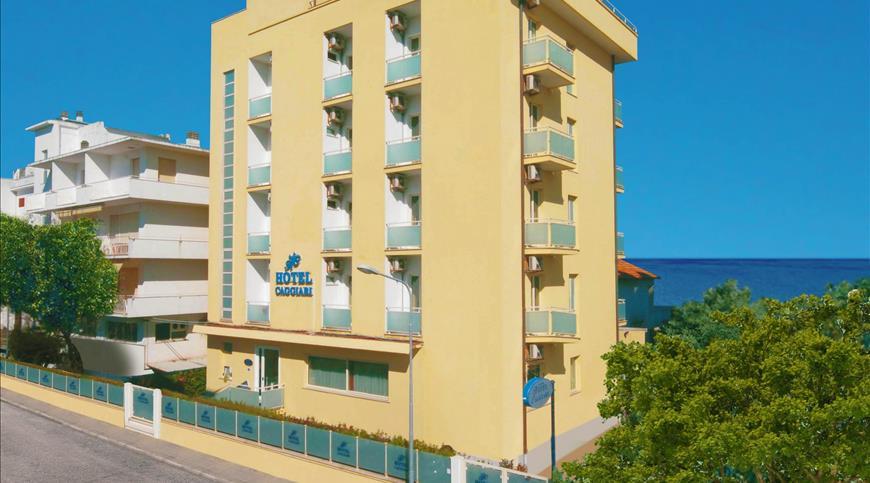 Hotel Caggiari *** - Senigallia (AN) - Marche
