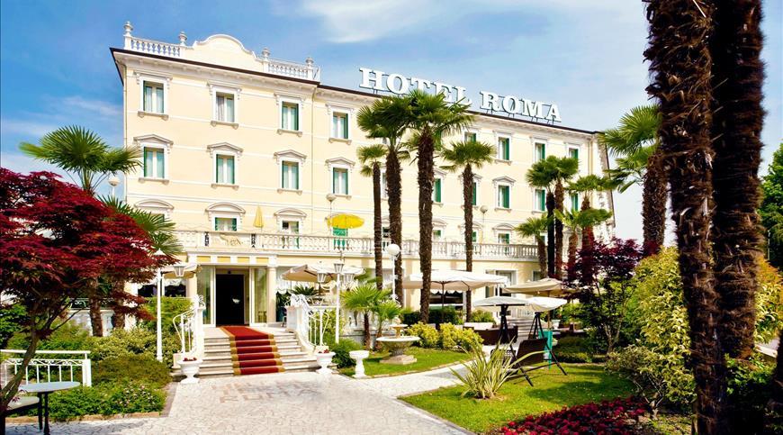 Hotel Roma Terme  **** - Abano Terme (PD) - Venetien