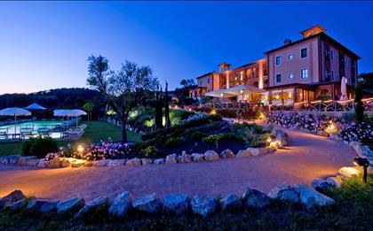 Hotel Saturnia Tuscany ****