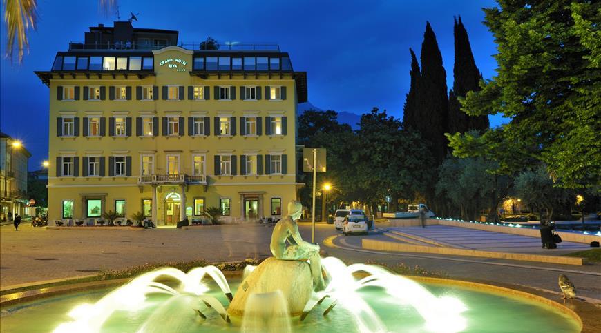 Grand Hotel Riva **** - Riva del Garda (TN) - Trentino Alto Adige