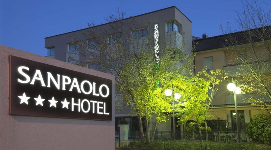 Hotel San Paolo **** - Montegiorgio (FM) - Marken