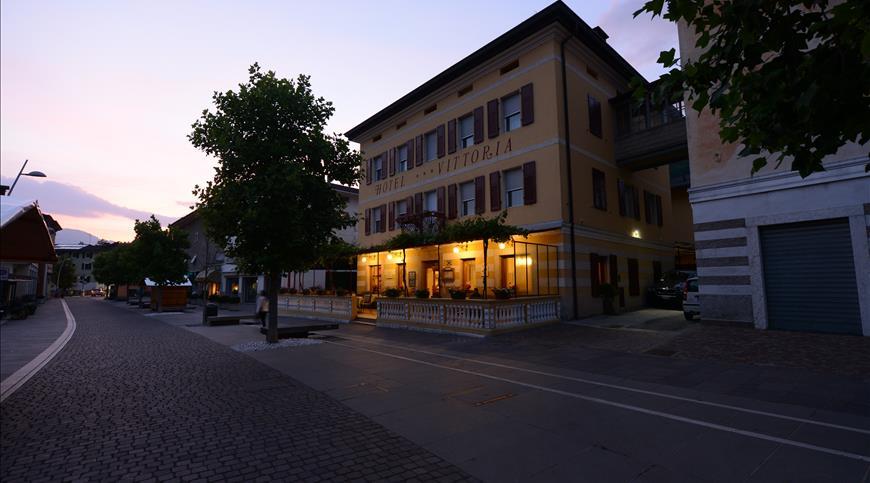 Hotel Vittoria *** - Levico Terme (TN) - Trentino Alto Adige