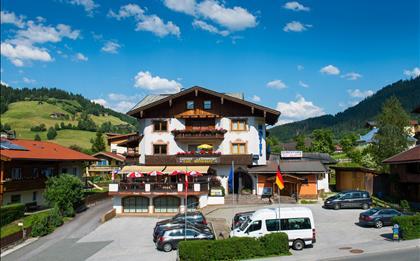 Hotel Schneeberger ***S