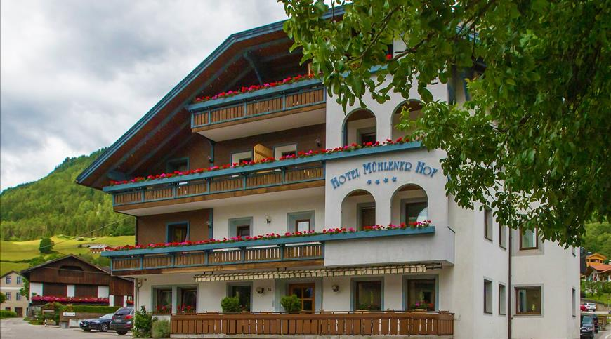 Hotel Mühlenerhof **** - Molini di Tures (BZ) - Trentino Alto Adige