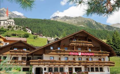 Hotel Alpenrast ***