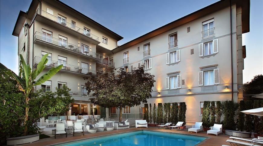 Hotel Manzoni **** - Montecatini Terme (PT) - Toskana