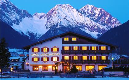Hotel Antholzerhof ***