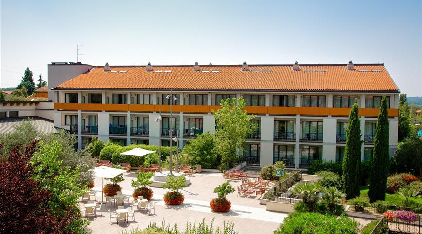 Hotel Parc Peschiera **** - Peschiera del Garda (VR) - Venetien
