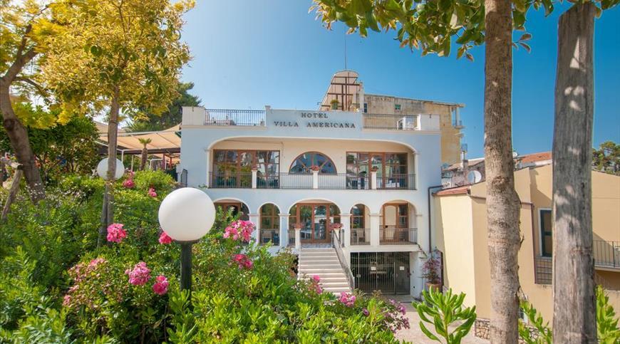 Hotel Villa Americana *** - Rodi Garganico (FG) - Puglia