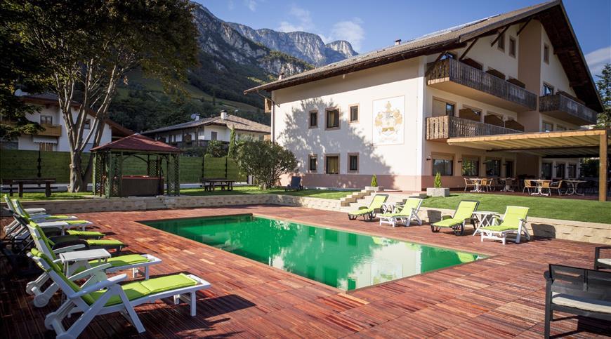 Park Hotel Magrè *** - Margreid  (BZ) - Trentino Südtirol