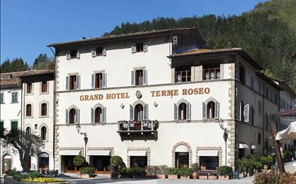 Grand Hotel Terme Roseo *****