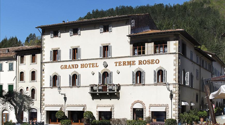 Grand Hotel Terme Roseo ***** - Bagno di Romagna (FC) - Emilia Romagna