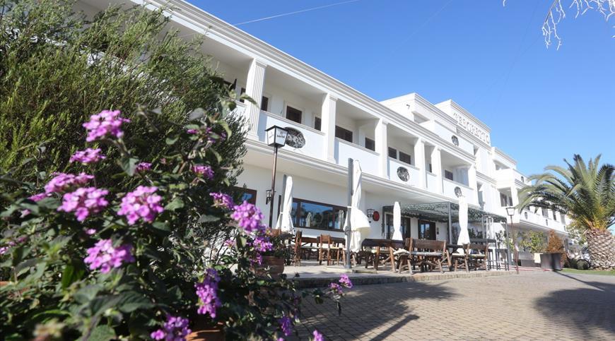Hotel Tesoretto **** - Castro Marina (LE) - Apulien