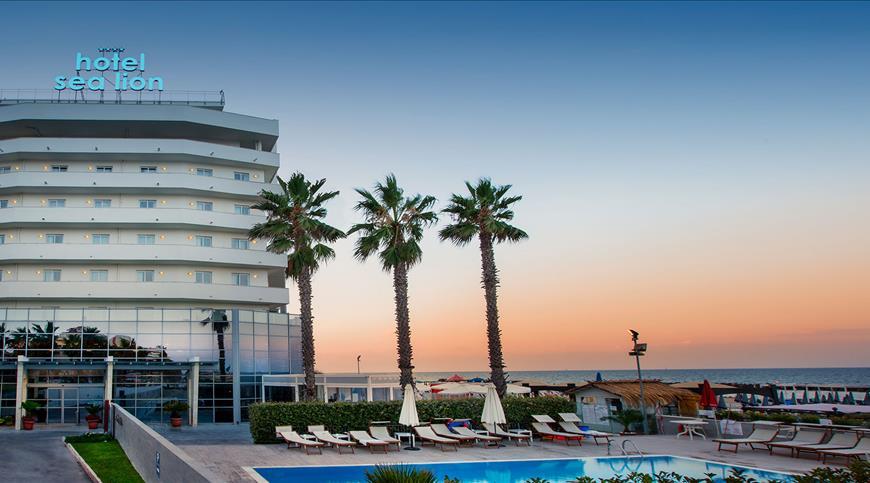 Hotel Sea lion **** - Montesilvano (PE) - Abruzzo