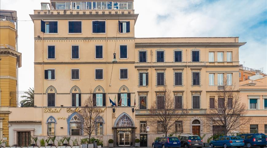Hotel Galles ***S - Roma (RM) - Lazio
