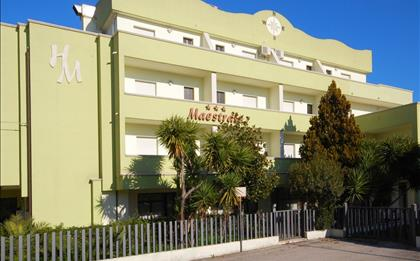 Hotel Maestrale ***