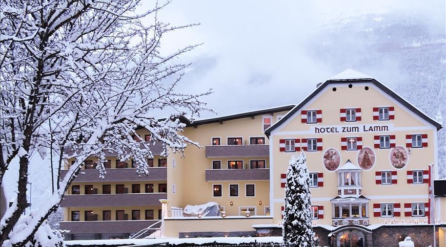 Hotel Zum Lamm *** - Tarrenz (TR) - Tirolo