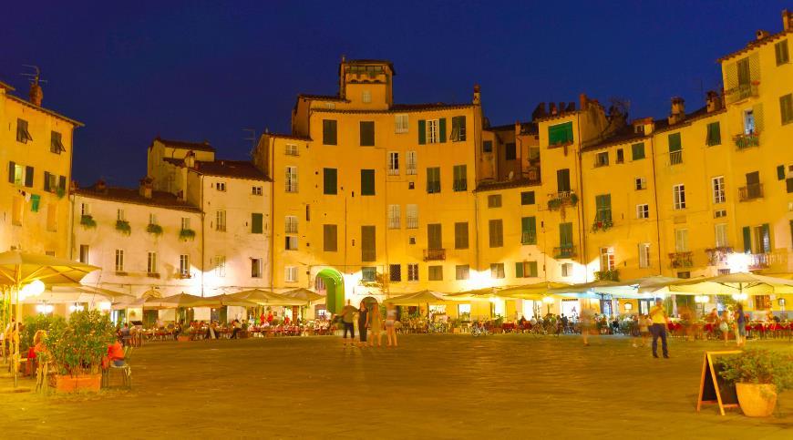 Hotel Panoramico *** - Villa Collemandina (LU) - Toscana