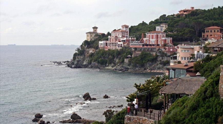Hotel Baia del Sorriso *** - Castiglioncello (LI) - Toscana