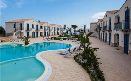 Hotel Scala dei Turchi Resort ****