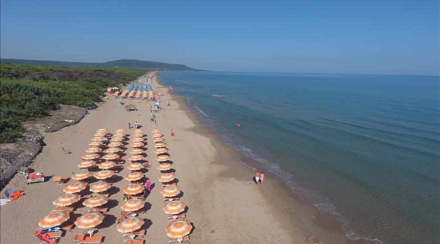 Ferienanlage Gargano Club Centro Vacanze (ex Camping 5 stelle) *** - Cagnano Varano (FG) - Apulien