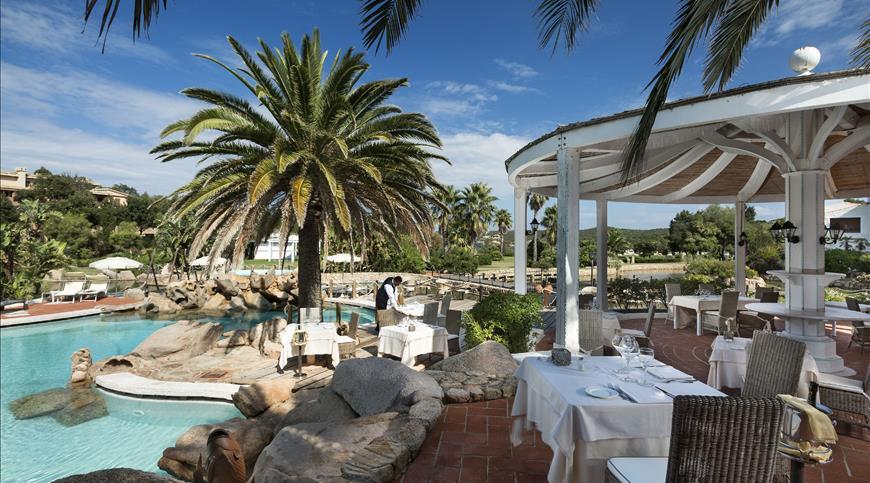 Hotel Le Palme & Resort  **** - Arzachena (OT) - Sardinien