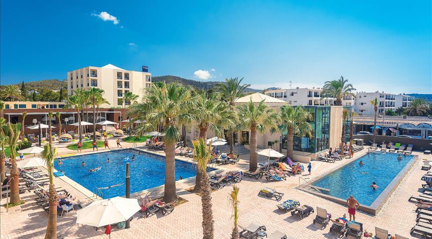 Villaggio Settemari Club Occidental Ibiza **** - Sant Josep de sa Talaia (Ibiza) - Ibiza