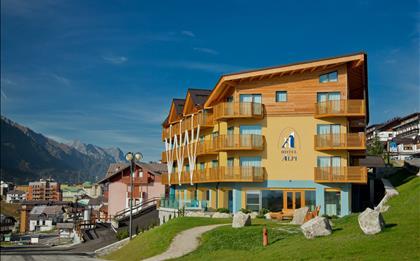 Hotel Delle Alpi ****