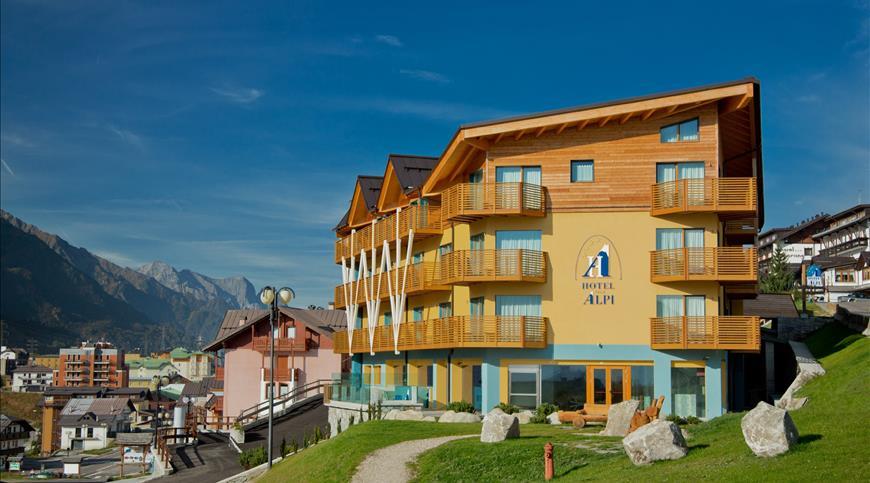 Hotel Delle Alpi **** - Passo Tonale (TN) - Trentino Alto Adige