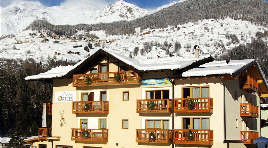 Hotel Ortles ***S - Peio (TN) - Trentino Südtirol