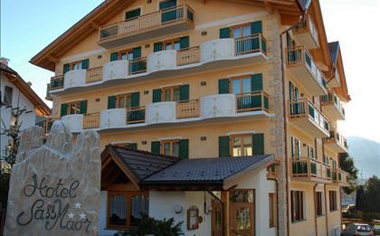 Hotel Sass Maor ***