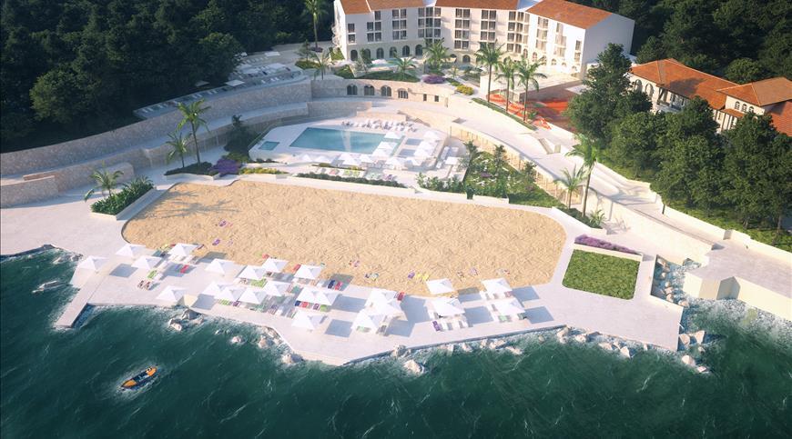 Hotel Lisanj **** - Novi Vinodolski (NV) - Primorje-Gorski Kotar