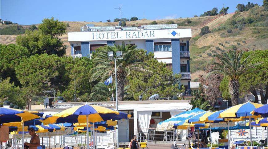 Hotel Radar *** - Roseto degli Abruzzi (TE) - Abruzzo