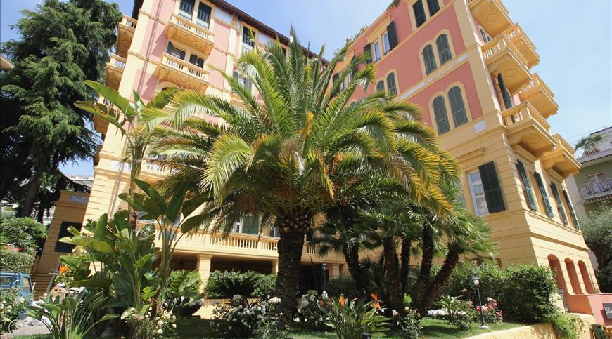Appartamenti  Mafalda - Sanremo (IM) - Liguria