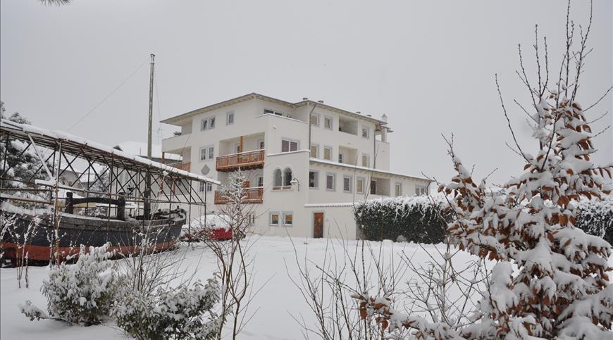 Hotel Teutschhaus ***S - Kurtinig an der Weinstrasse (BZ) - Trentino Südtirol