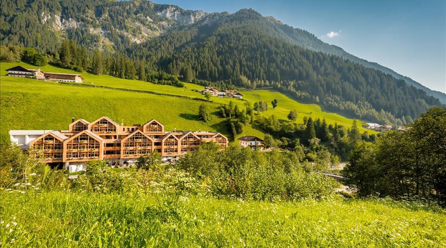 Hotel Lodges Tenne ***** - Ratschings (BZ) - Trentino Südtirol