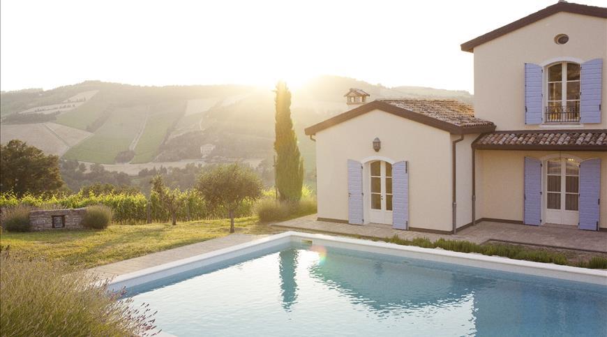 Hotel Borgo Condè Wine Resort ****S - Forli' (FC) - Emilia Romagna