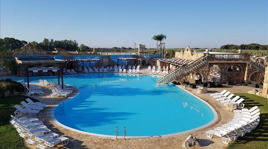 Hotel Tenute Al Bano Carrisi **** - Cellino San Marco (BR) - Puglia