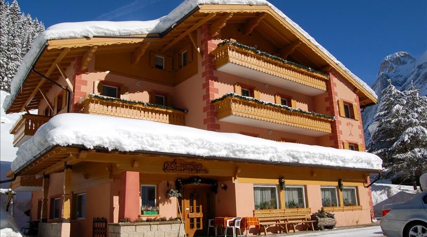 Garni Albergo Clara ** - Penia di Canazei (TN) - Trentino Alto Adige