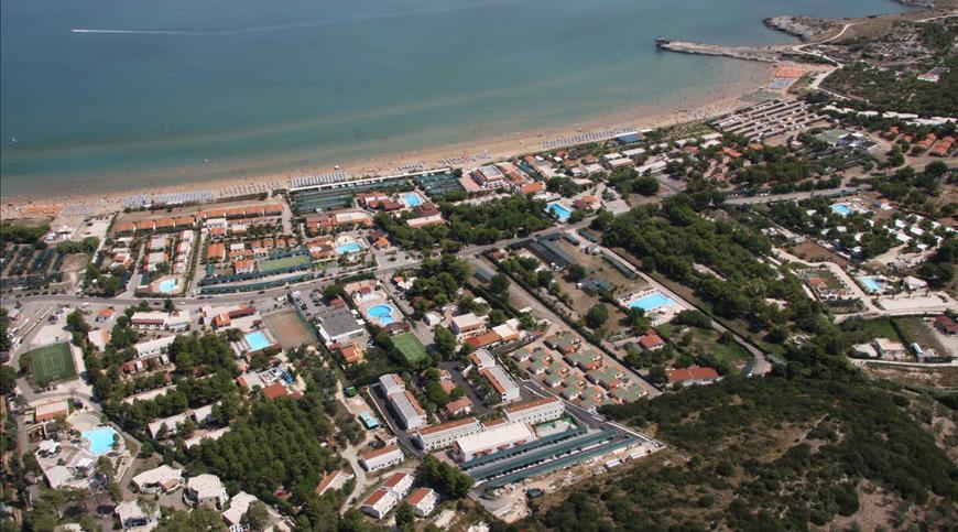 Ferienanlage Green Park **** - Vieste (FG) - Apulien