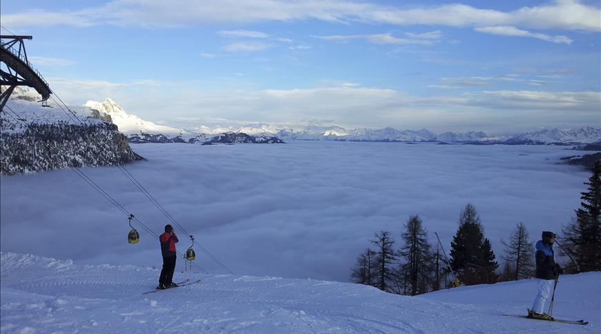 Hotel Alcialc *** - La Valle (BZ) - Trentino Alto Adige