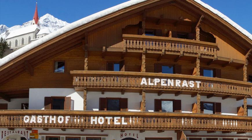 Hotel Alpenrast *** - Rein in Taufers (BZ) - Trentino Südtirol