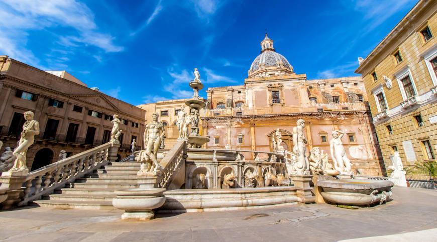 Hotel Tonic *** - Palermo (PA) - Sicilia