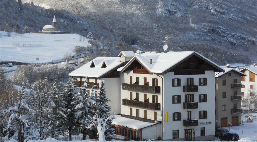Hotel Alle Rose *** - Cavedago (TN) - Trentino Südtirol