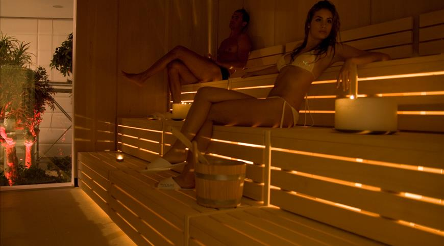 WellnessSauna