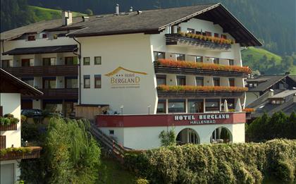Hotel Das Bergland ***S